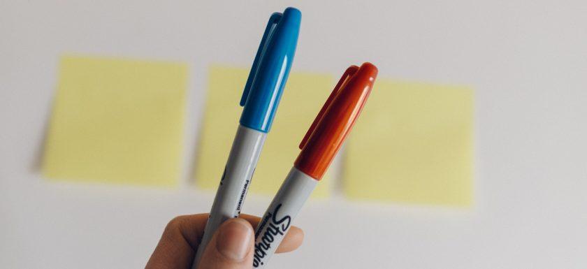 kelly sikkema qaFKsIMv01Y unsplash 840x385 - Værdien af kuglepenne med logo