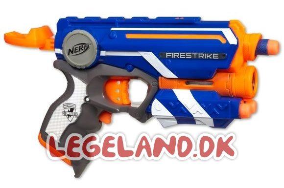 80928 nerf n strike elite firestrike blaster full 580x385 - Skumpistoler, som børn elsker, og som er helt ufarlige